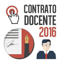 Contrato docentes 2016